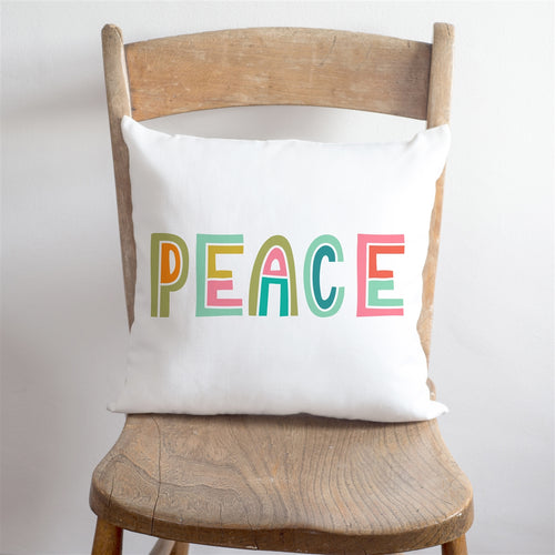 Peace Design Cushion