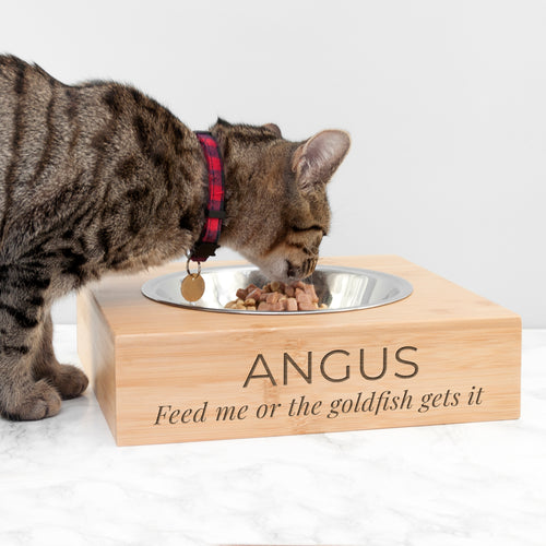 Personalised Pet's Bowl