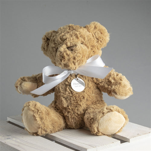 Personalised Small Bramble Teddy Bear