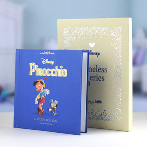 Disney Classic Pinocchio Personalised Book With Gift Box
