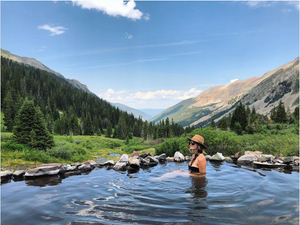 7 Natural Hot Springs in Colorado (roundup + map)