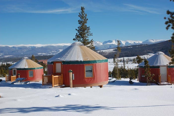 YMCA of the Rockies - Colorado Yurts