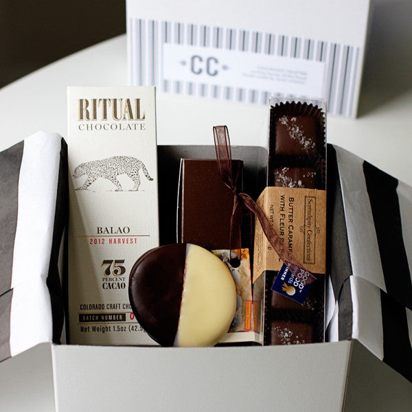 Colorado Chocolate Gift Box {Blanca Peak}