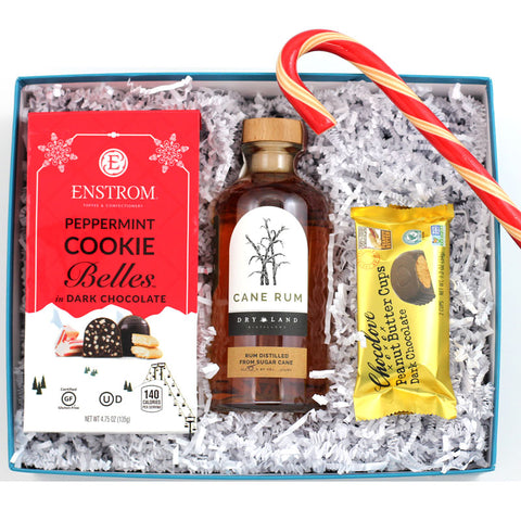 Colorado Rum Holiday Party Gift Box