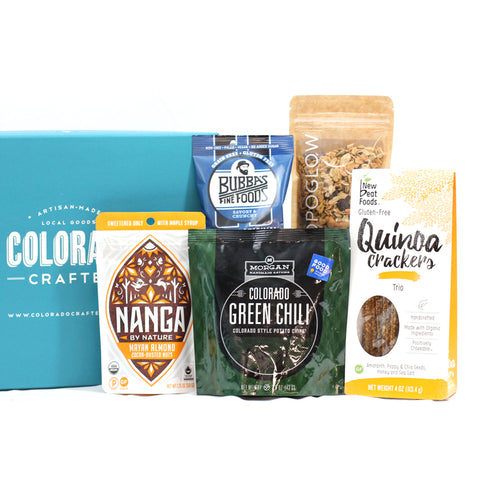 Colorado Snack Box - Gifts for Her