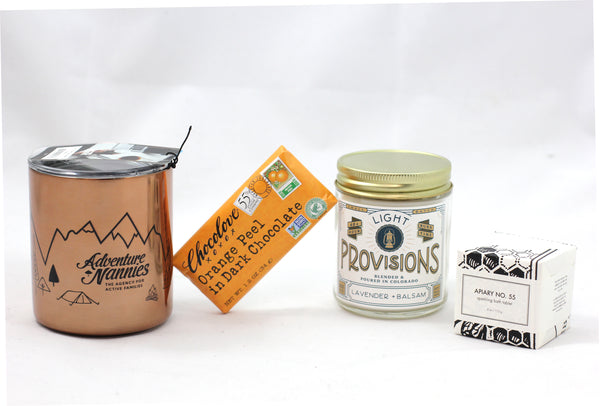 Insert Custom Logo Gear into business gift boxes