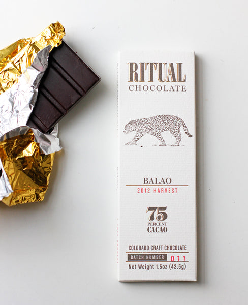 Ritual Chocolate - Balao Single Origin