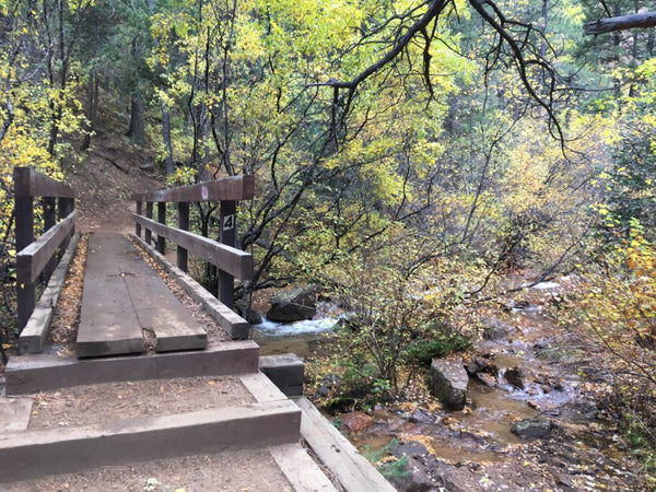Seven Bridges in Colorado Springs