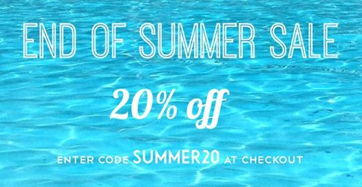 Summer Sale at Colorado Crafted