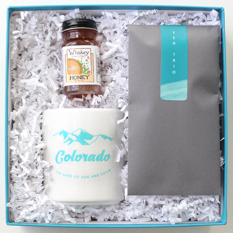 Colorado Tea Box - Gifts for Her