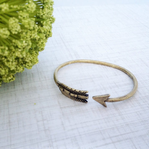 Colorado Gift Idea: Arrow Bracelet