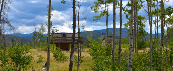 Never Summer Yurts - Top 10 Colorado Yurts