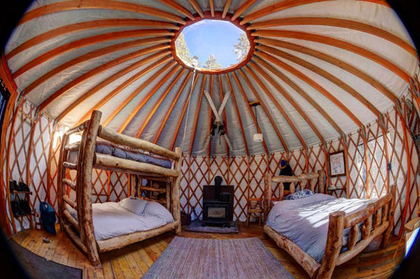 Tennessee Pass Yurts - Colorado