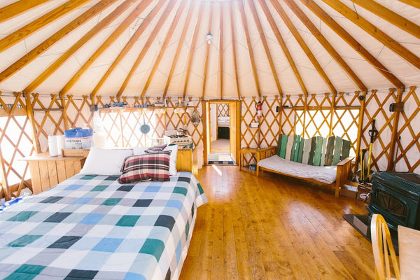 Phoenix Ridge Yurts - Colorado Yurts