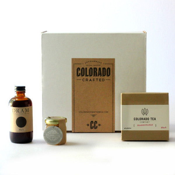 The Tea Box // Carefully Curated by Colorado Crafted
