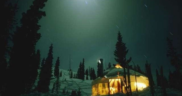 Trujillo Meadows Yurts - Top 10 Colorado Yurts