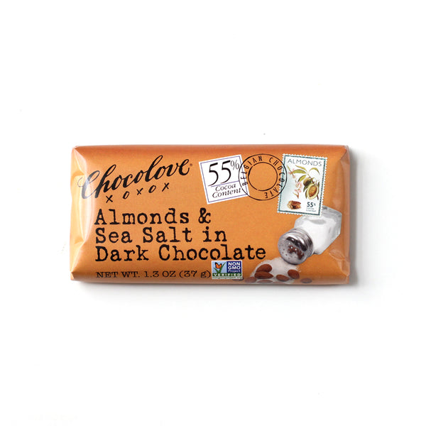Mini Almond & Sea Salt Bar
