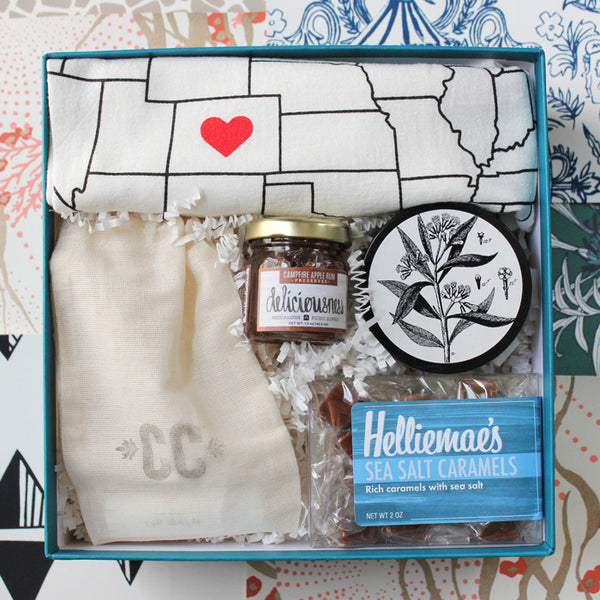 Colorado Gift Basket - Walltawk Box