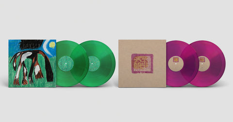 C93 SLEEP HAS HIS HOUSE & HORSEY REISSUES