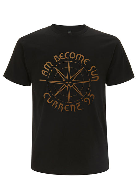 C93 I Am Become Sun T-shirt - Unisex (Black)