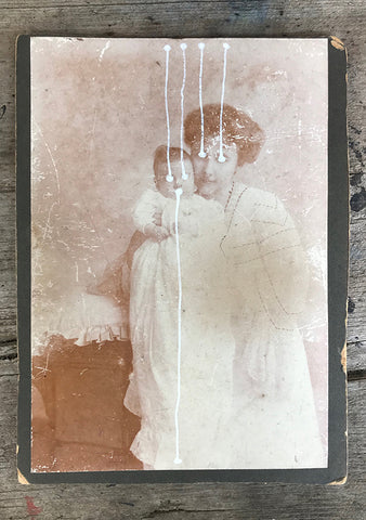 The Light Is Leaving Us All - Large Cabinet Card 19