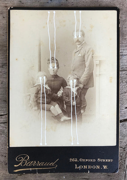 The Light Is Leaving Us All - Large Cabinet Card 20