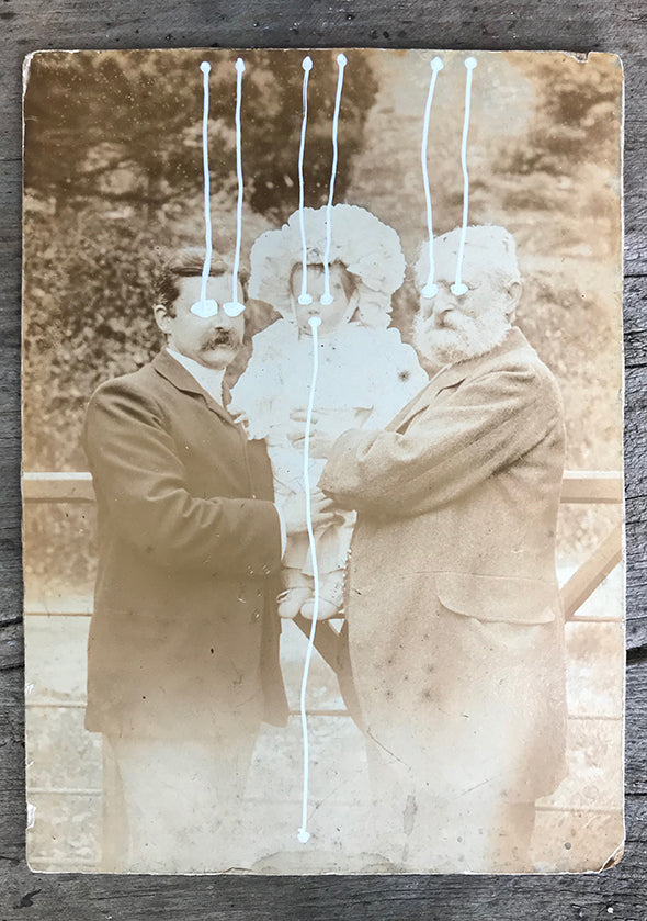 The Light Is Leaving Us All - Large Cabinet Card 39