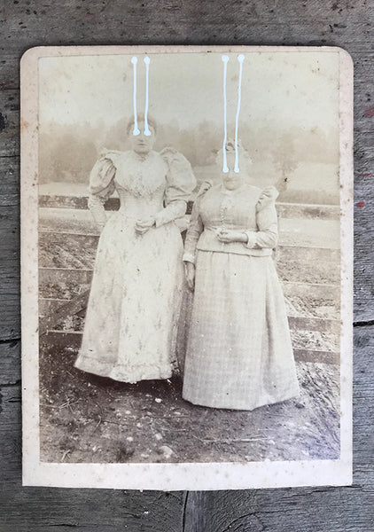 The Light Is Leaving Us All - Large Cabinet Card 3
