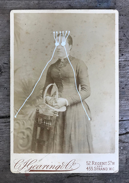 The Light Is Leaving Us All - Large Cabinet Card 40