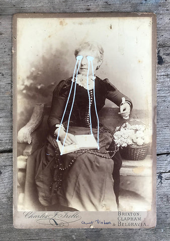 The Light Is Leaving Us All - Large Cabinet Card 41