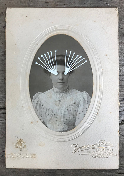 The Light Is Leaving Us All - Large Cabinet Card 55
