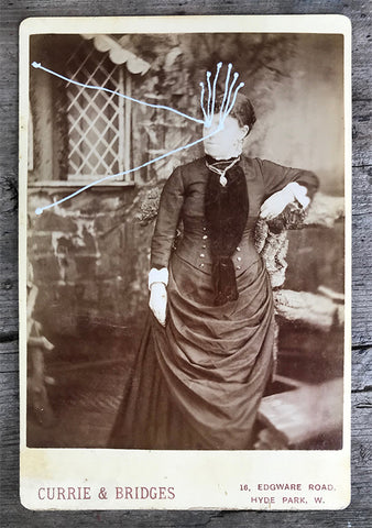 The Light Is Leaving Us All - Large Cabinet Card 58