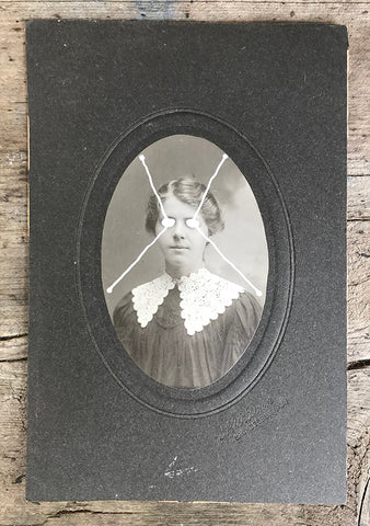 The Light Is Leaving Us All - Large Cabinet Card 63