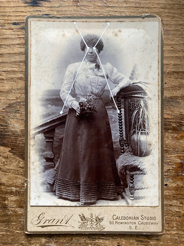 The Light Is Leaving Us All - Large Cabinet Card 66