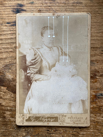 The Light Is Leaving Us All - Large Cabinet Card 68