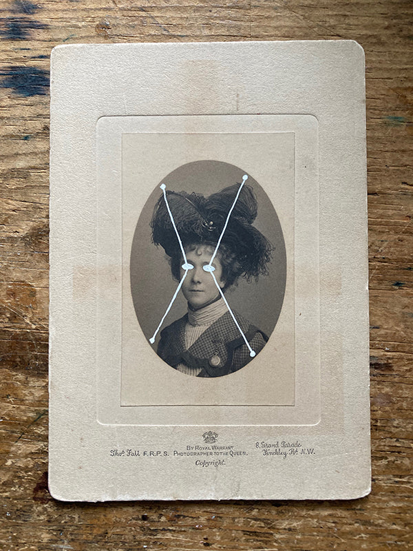 The Light Is Leaving Us All - Large Cabinet Card 70