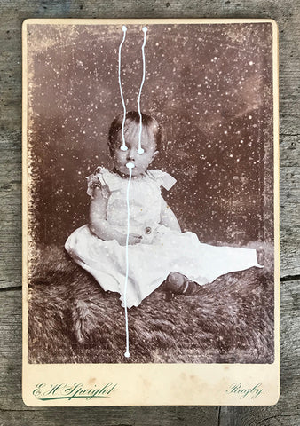 The Light Is Leaving Us All - Large Cabinet Card 8