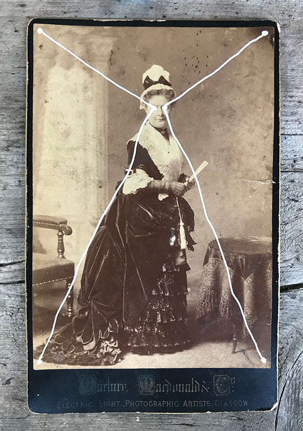 The Light Is Leaving Us All - Large Cabinet Card 9
