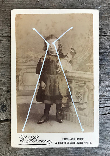 The Light Is Leaving Us All - Small Cabinet Card 16