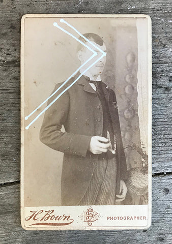 The Light Is Leaving Us All - Small Cabinet Card 17