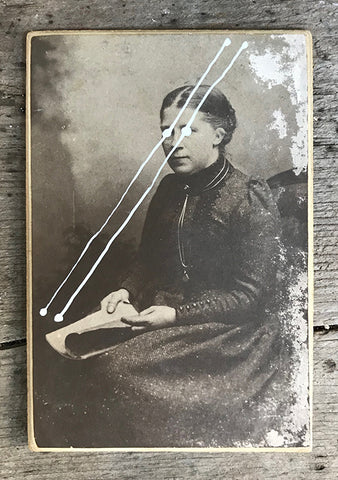 The Light Is Leaving Us All - Small Cabinet Card 31