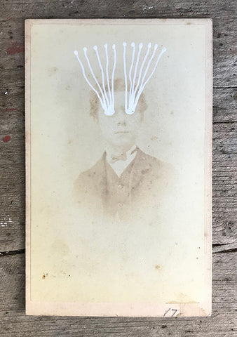 The Light Is Leaving Us All - Small Cabinet Card 33