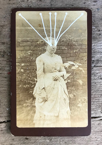 The Light Is Leaving Us All - Small Cabinet Card 35
