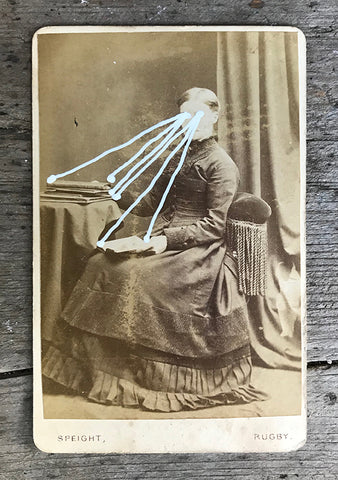 The Light Is Leaving Us All - Small Cabinet Card 37