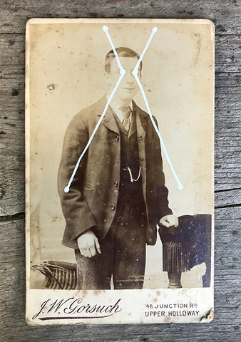 The Light Is Leaving Us All - Small Cabinet Card 3