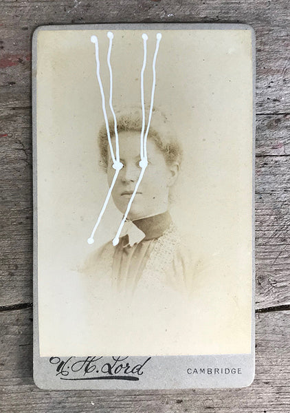 The Light Is Leaving Us All - Small Cabinet Card 40