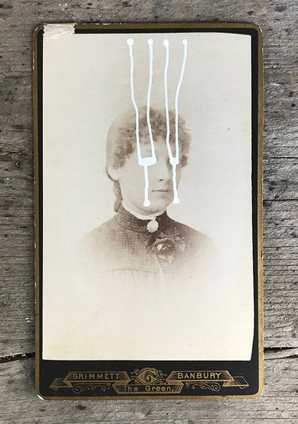 The Light Is Leaving Us All - Small Cabinet Card 41