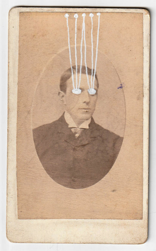 The Light Is Leaving Us All - Small Cabinet Card 44