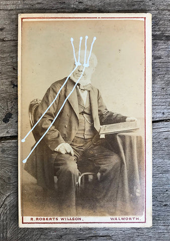 The Light Is Leaving Us All - Small Cabinet Card 4