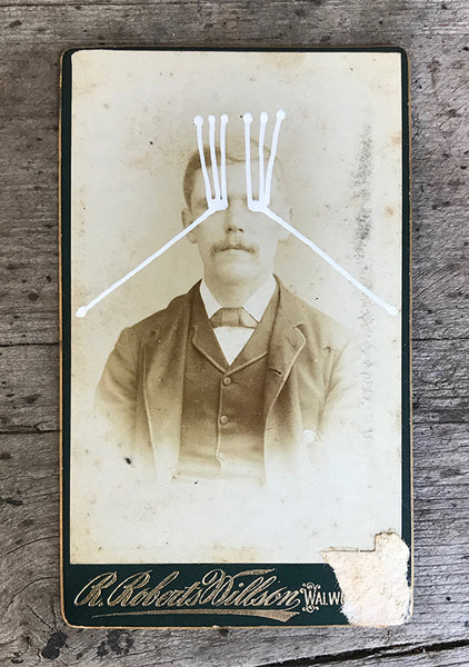 The Light Is Leaving Us All - Small Cabinet Card 6